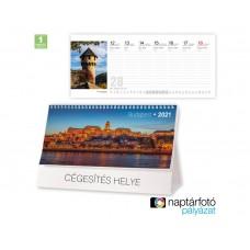 Budapest asztali naptár