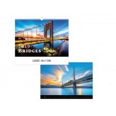 Bridges - Hidak falinaptár