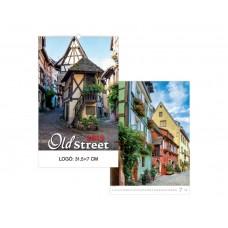 Old Street - Óváros falinaptár