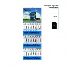 Óriás speditőrnaptár